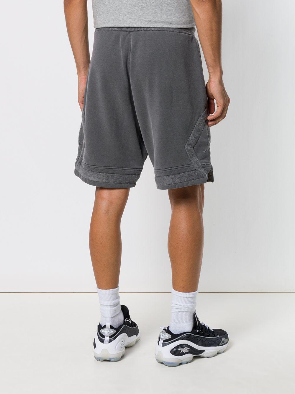 16b4f4da8a Nike Jordan Sportswear Diamond Washed Fleece Shorts in Gray for Men ...