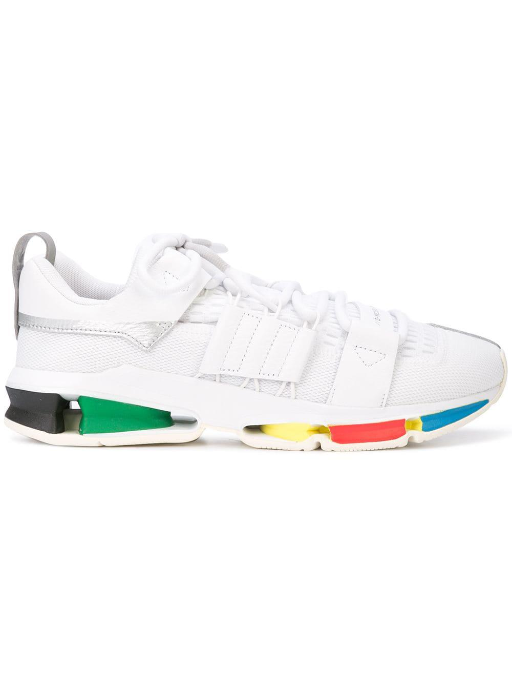 newest 4d760 39bc1 Lyst - adidas Twinstrike Adv Oyster Holdings Sneakers in Whi