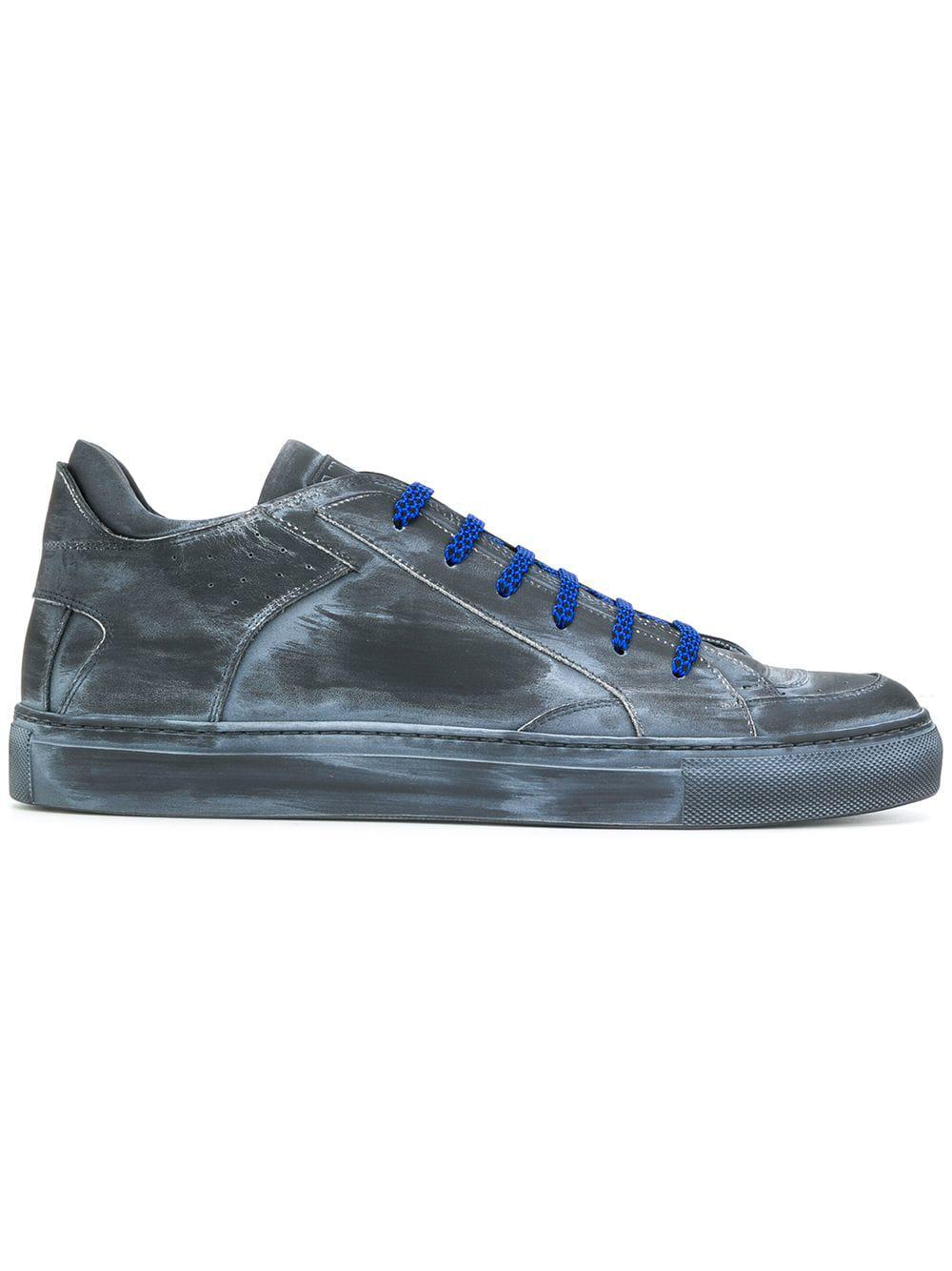 save off 0fda8 70a9d mm6-by-maison-martin-margiela-blue-Low-Top-Sneakers.jpeg