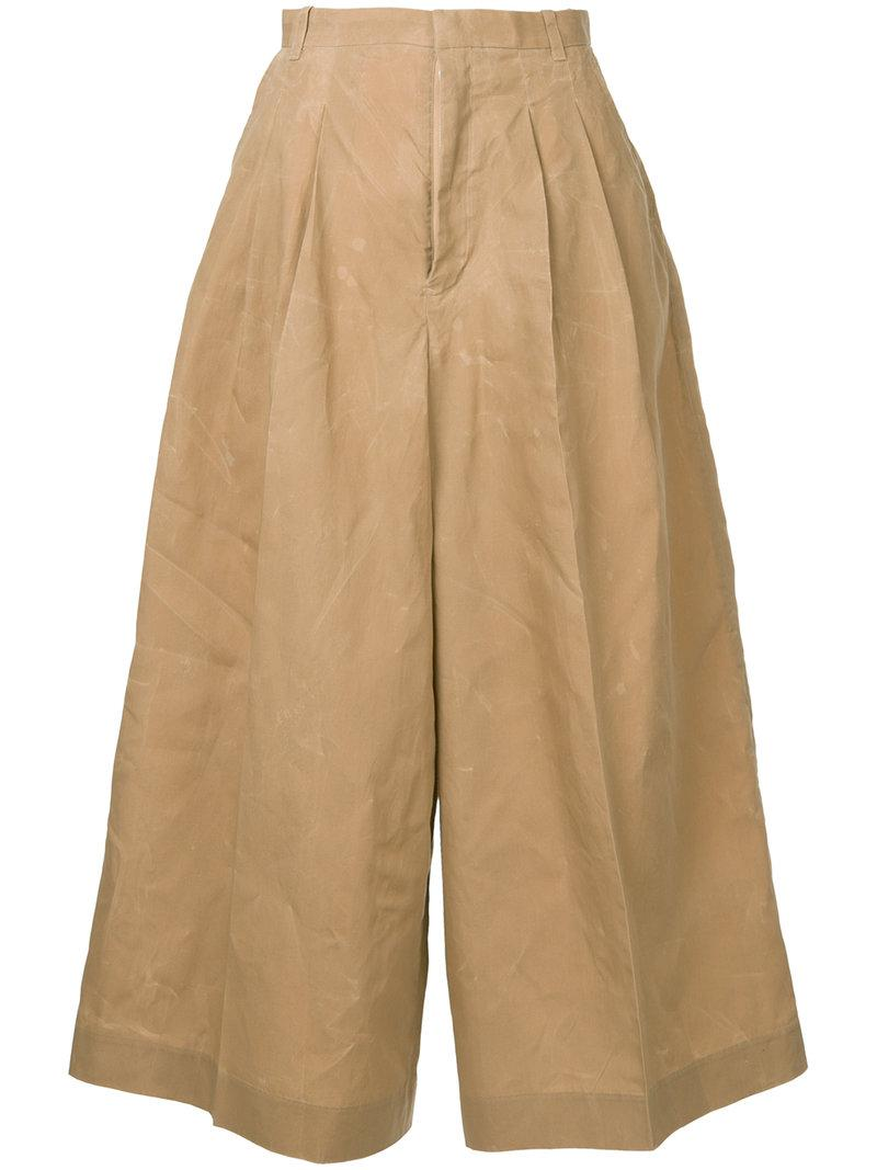 TROUSERS - Bermuda shorts Facetasm CyJIJfUwg