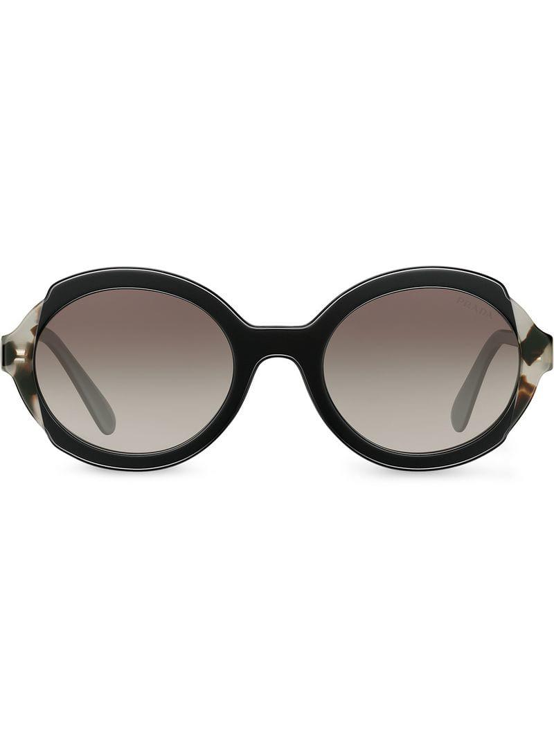 13d29f4d1ef Lyst - Prada Collection Sunglasses in Black