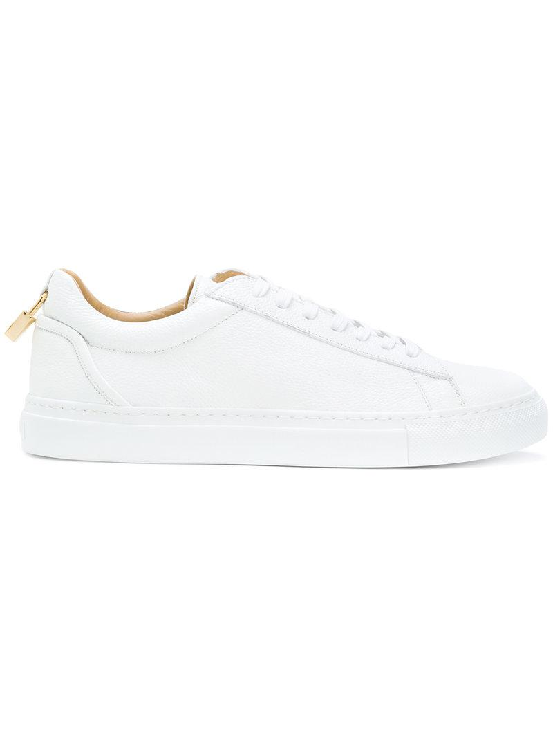 lace-up sneakers - White Buscemi LJivhkYmc
