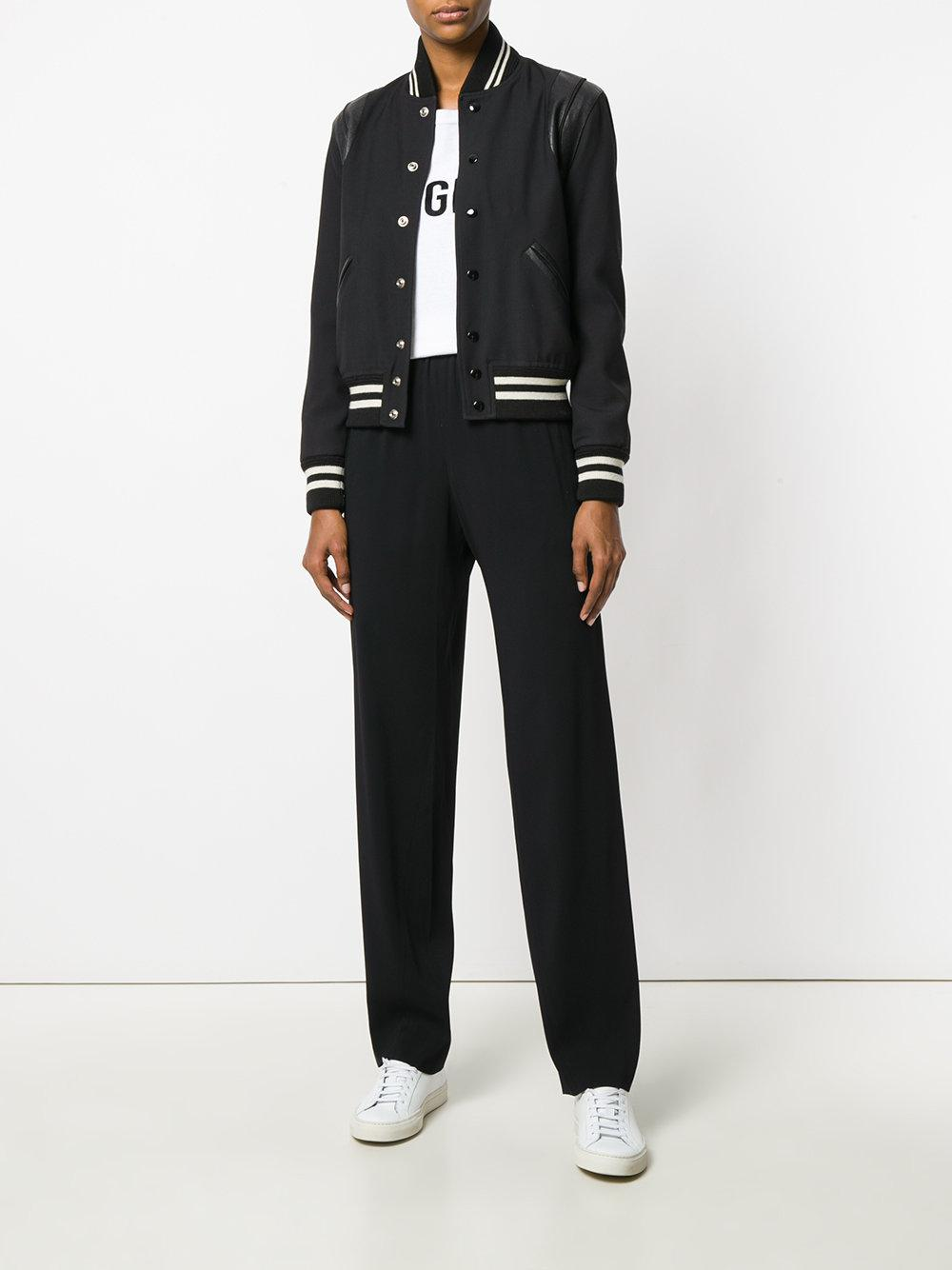 straight-leg tailored trousers - Black Paco Rabanne Online Store Finishline Cheap Price Exclusive Sale Online Clearance How Much 6yhvsXt2