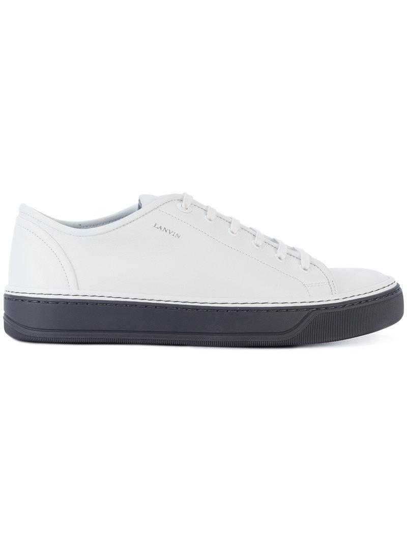 Lanvin round toe sneakers amazon sale online best for sale cheap sale largest supplier outlet online 2f9HTSX