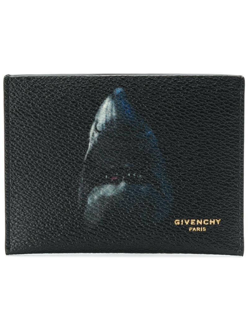 printed logo cardholder - Black Givenchy iXSsT1F3i