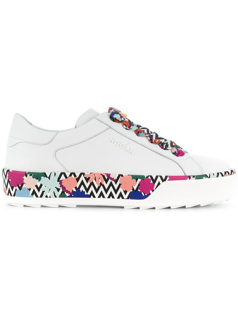 Hogan chunky printed sole sneakers discount visit new mQ94pAP5