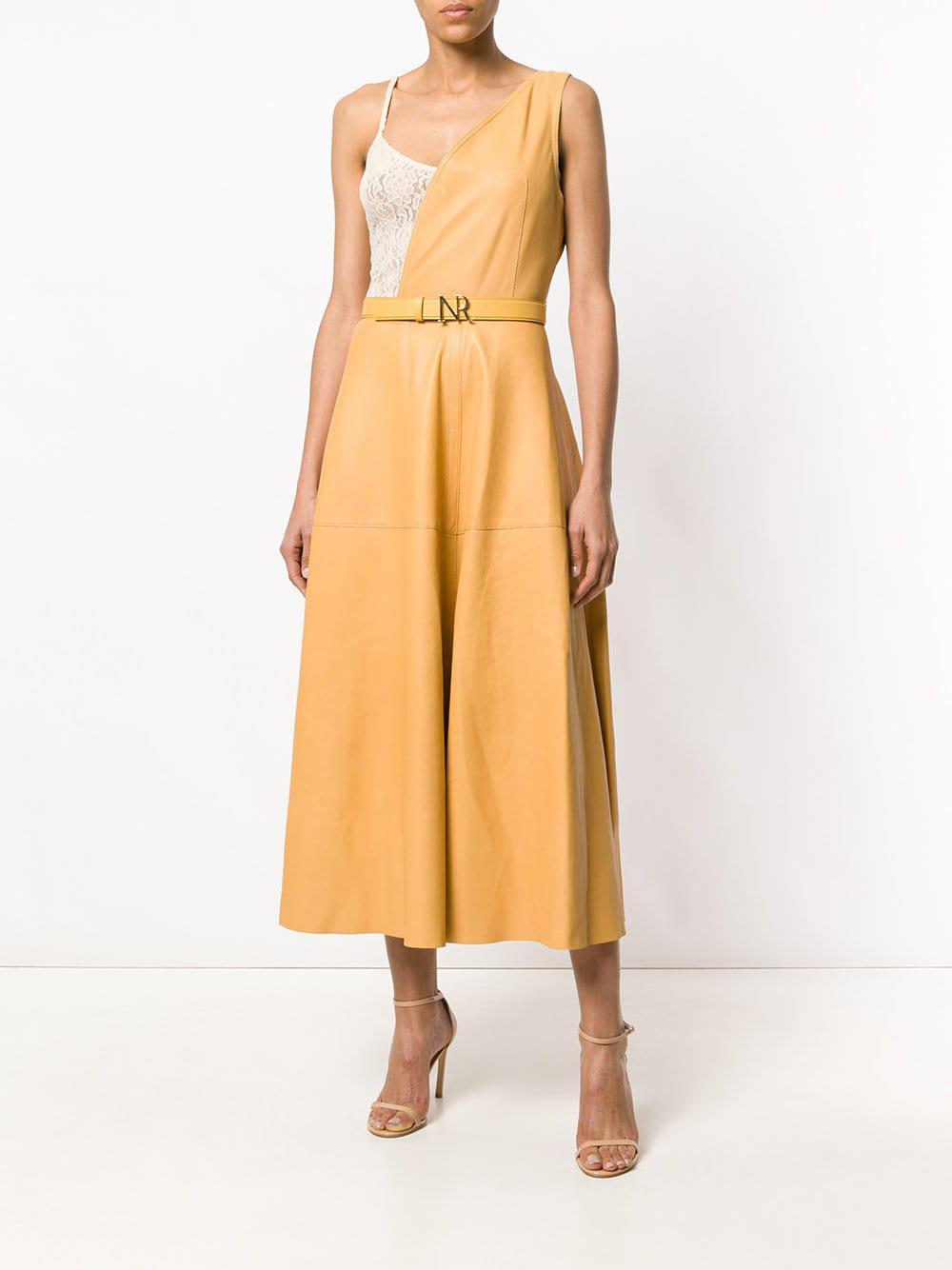 627b2a36d3 Nina Ricci - Multicolor Lace Bodysuit - Lyst. View fullscreen
