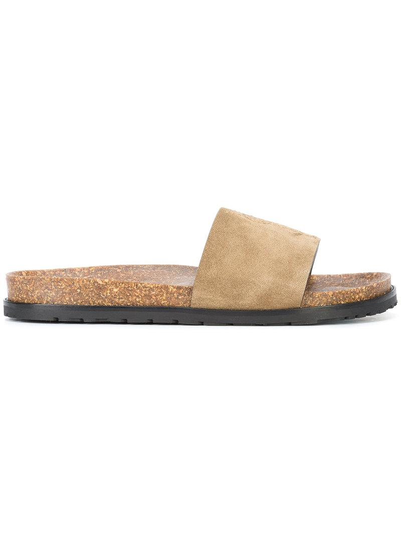 Joan 05 sandals - Brown Saint Laurent TW0X0nyc