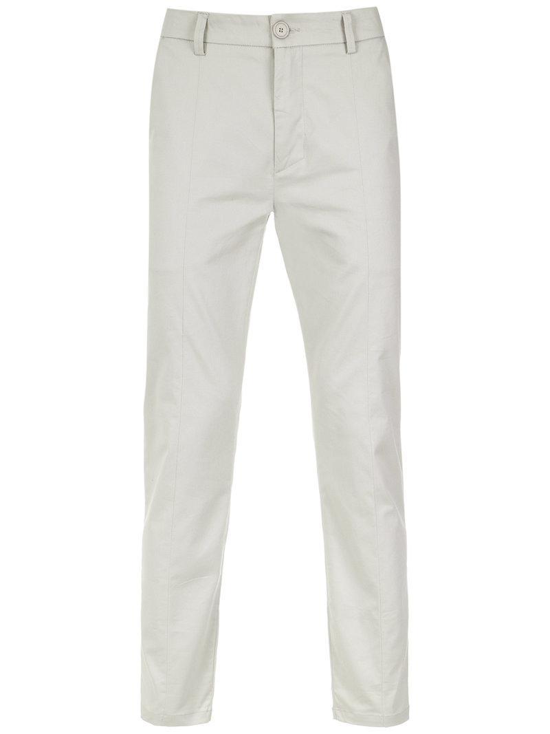 OSKLEN Chino trousers iP74K8oFu