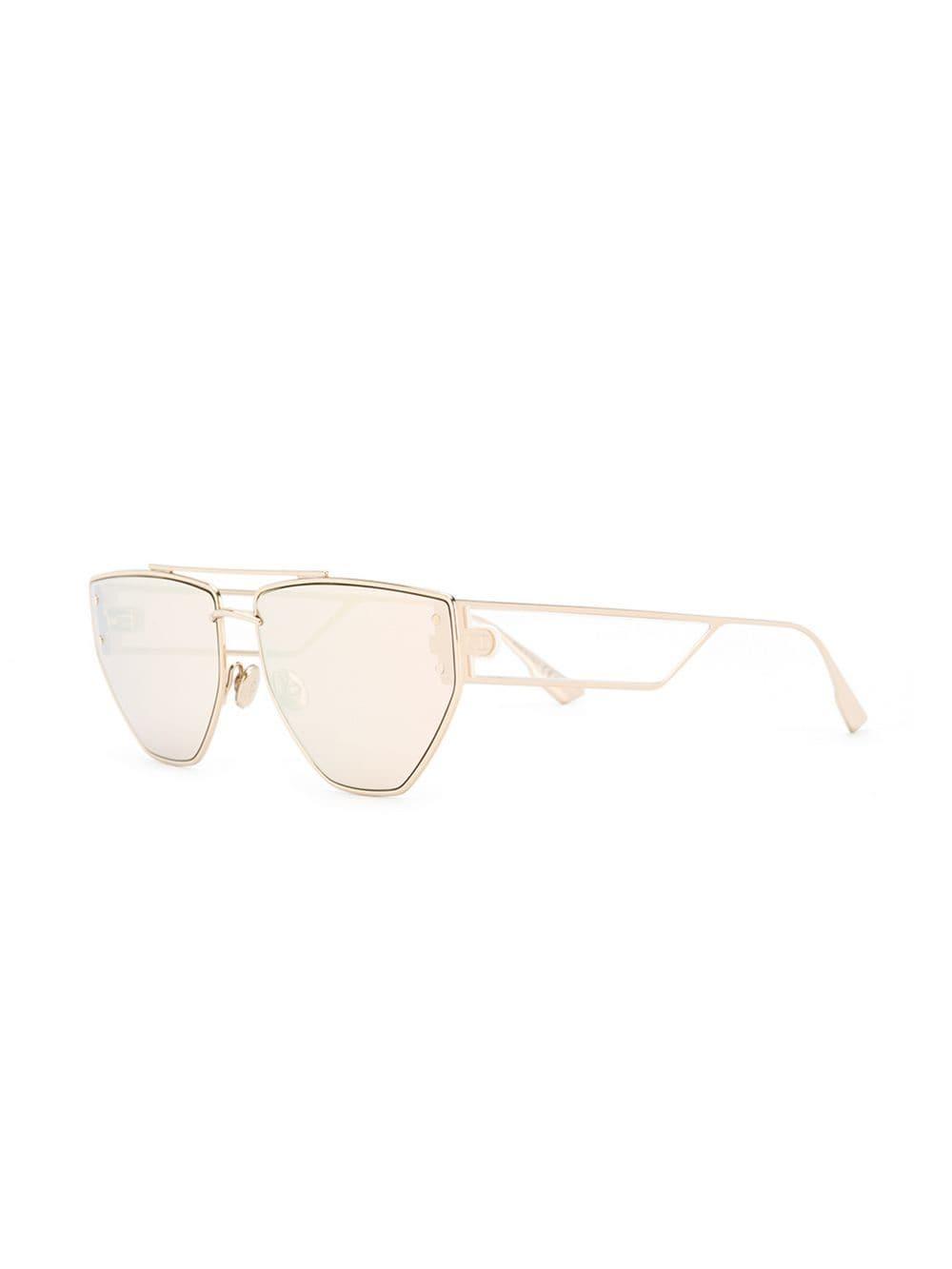 Dior Glasses In Lyst Stellaire Metallic nwOXP80k