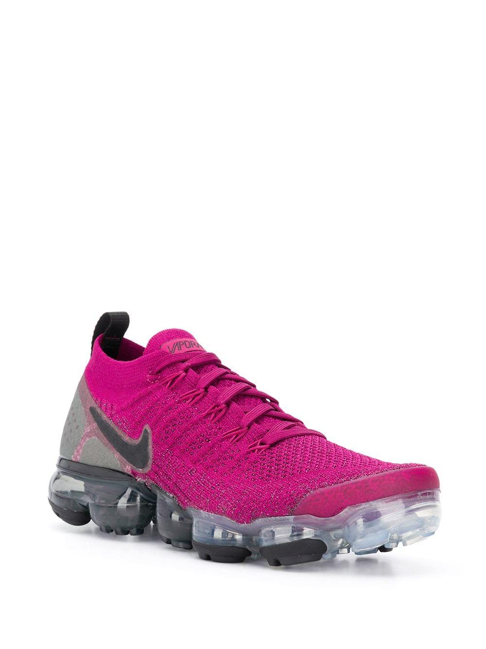 cc0f4eb522bc7 Lyst - Nike Air Vapormax Sneakers in Pink