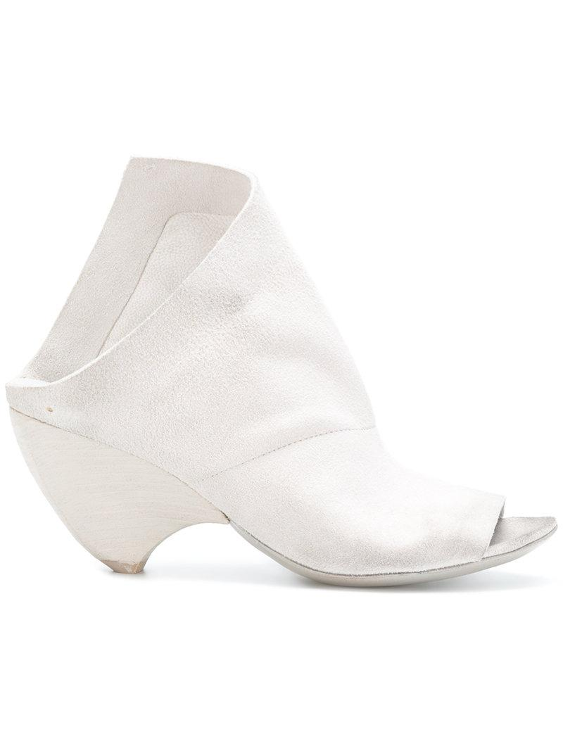 open toe chunky heel sandals - White Mars</ototo></div>                                   <span></span>                               </div>             <div>                                     <div>                                             <span>                                                   <span>                             Shop our Brands                         </span>                                                   <a href=