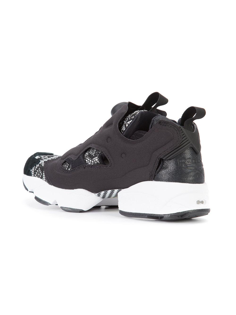 e3e28c31c17 Lyst - Reebok Instapump Fury Gt Sneakers in Black