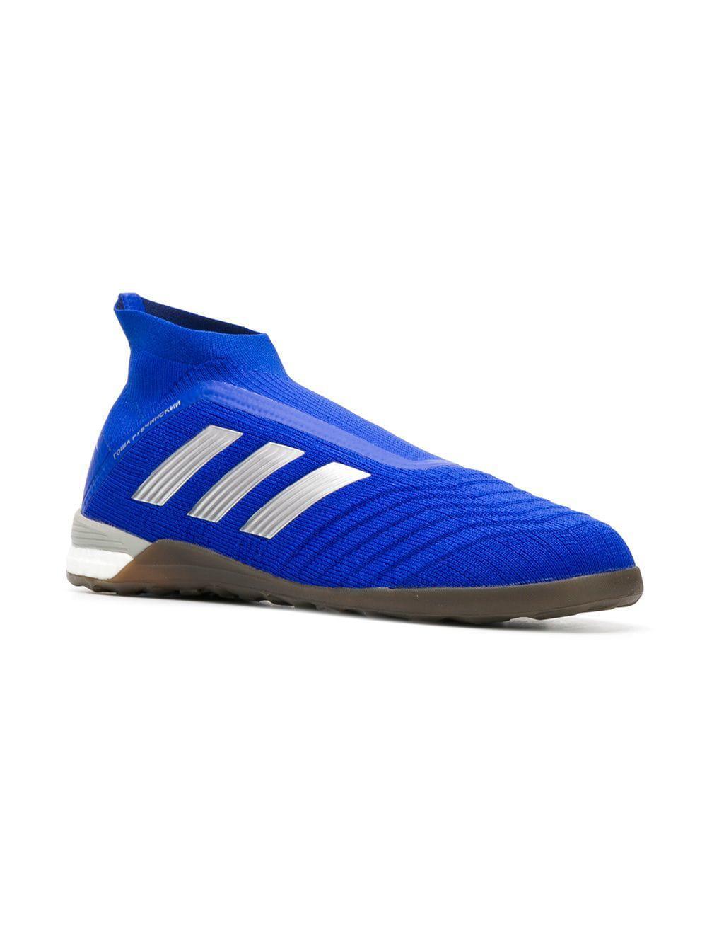 8f472a250 Gosha Rubchinskiy - Blue X Adidas Predator Sneakers for Men - Lyst. View  fullscreen