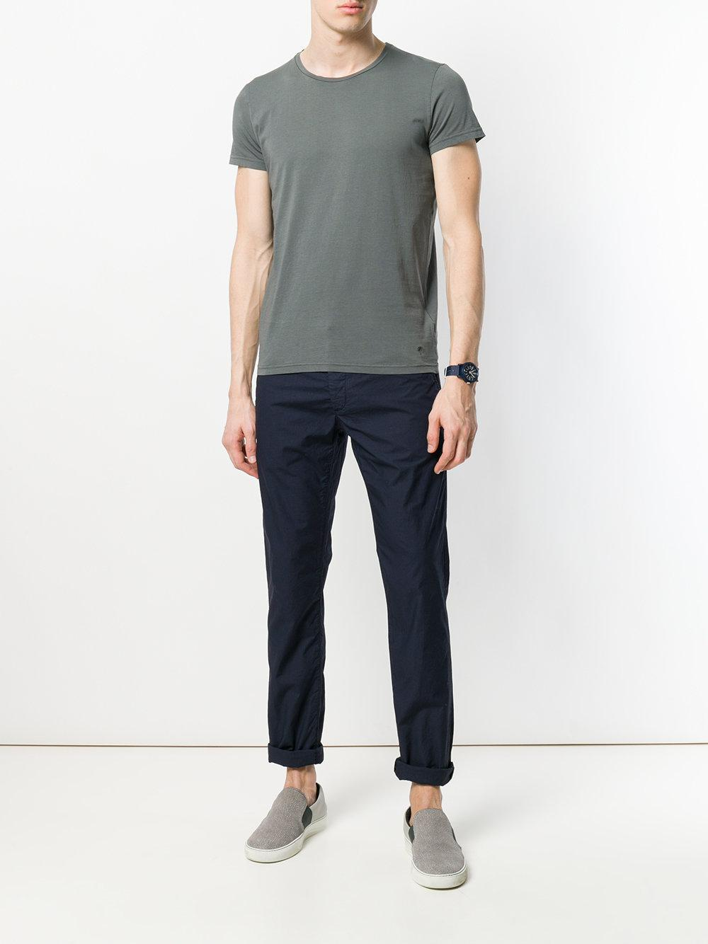 Buy Cheap New Arrival Outlet Perfect classic chinos - Blue Tomas Maier Clearance New Styles For Sale Cheap Price From China Cheap Sale Original pi2lPWCW2