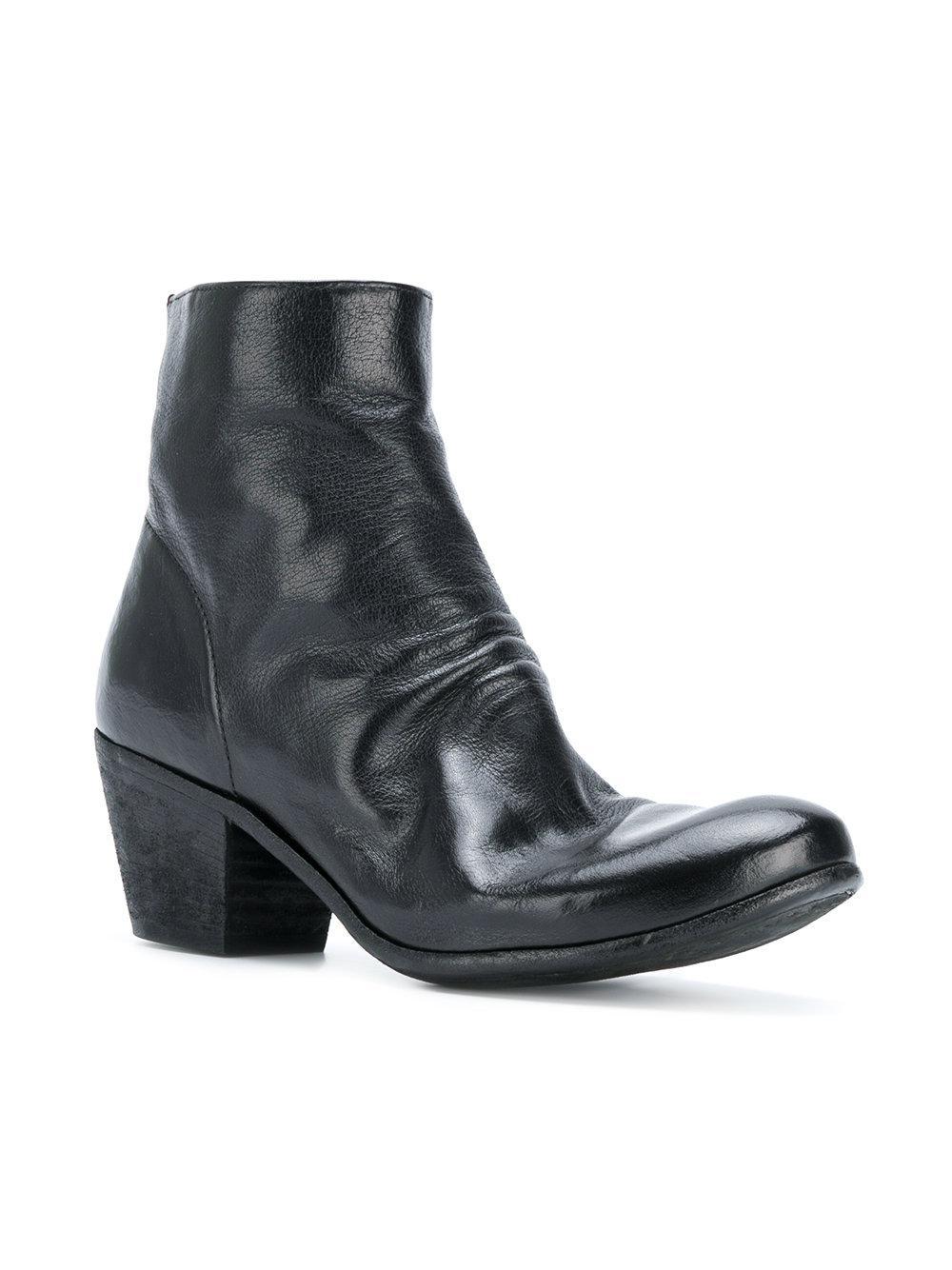 Marsèll Listo 2520 boots - Black farfetch neri Pelle Sast Aclaramiento Pago De Salida Con Paypal Amazon Comprar Barato La Mejor Venta Al Por Mayor En Línea De Descuento Tienda De Descuento Mr1jPAC