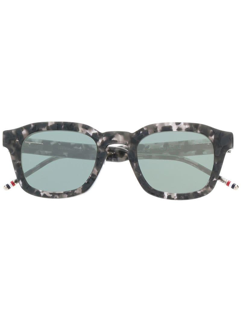 a2925e2a3771 Thom Browne Tbs4124803 03 Synthetic- acetate in Gray for Men - Lyst
