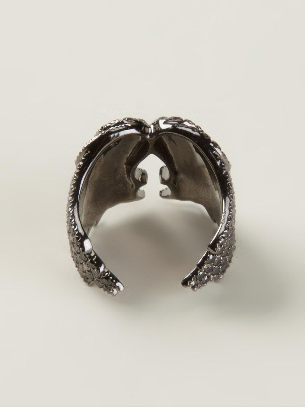 Elise Dray wings ring - Metallic RWzjNgclfx