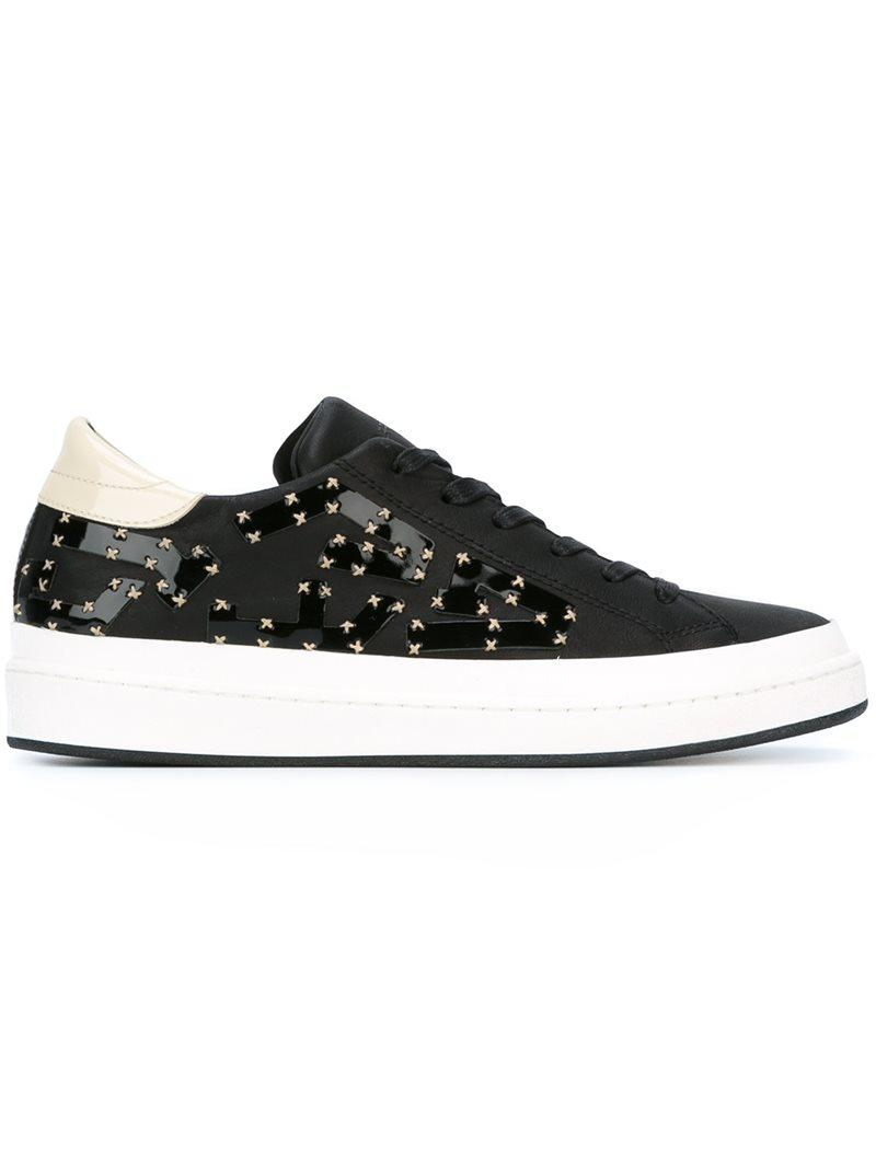 Pre Order Online Philippe model Stitching detail sneakers Discount Low Shipping The Cheapest Sale Online Free Shipping Cheapest Price bC3QXE