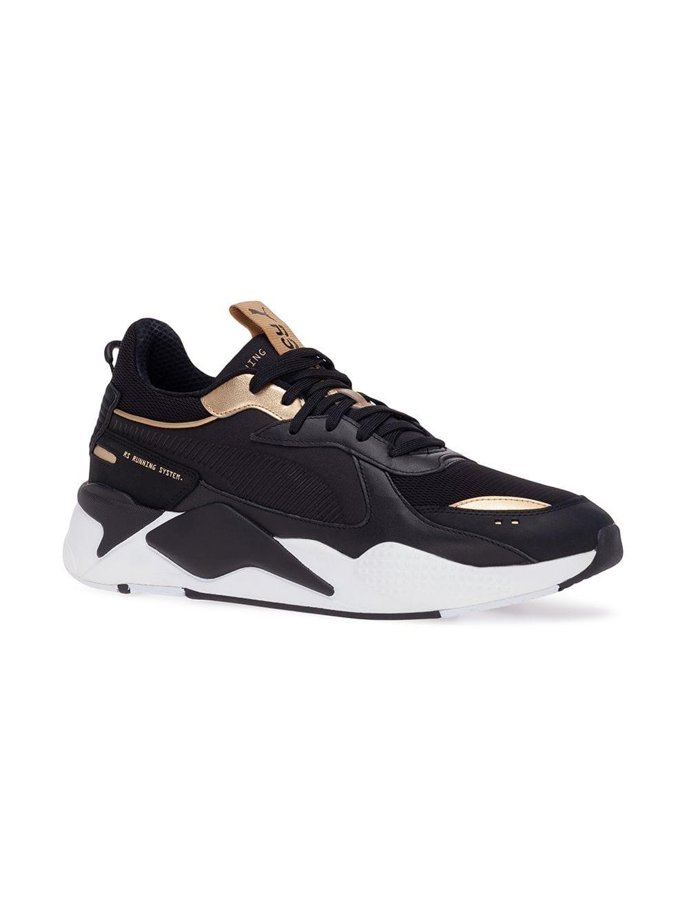 d4fe824134cb Lyst - PUMA Rs-x Trophy Sneakers in Black for Men