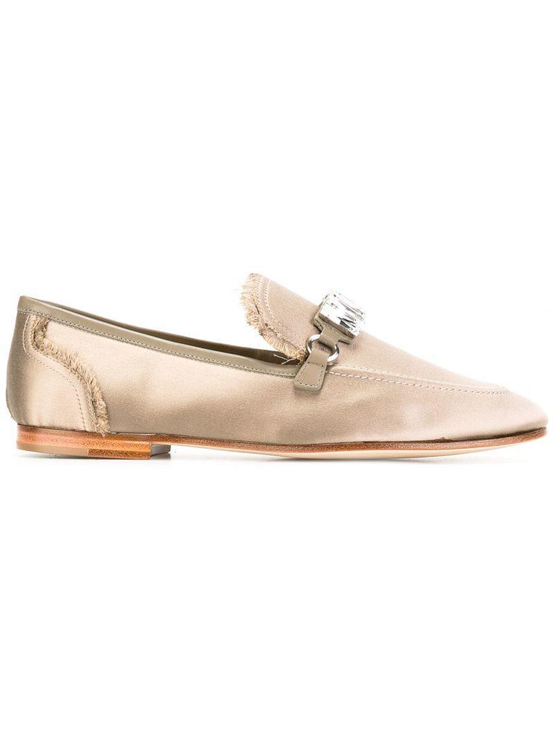 579673fdeee Giuseppe Zanotti. Women s Clover Loafers