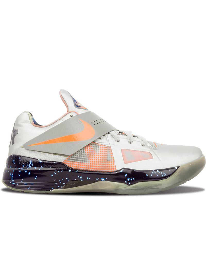 0c54b4ce0c3 Lyst - Nike Zoom Kd Iv As in Gray for Men