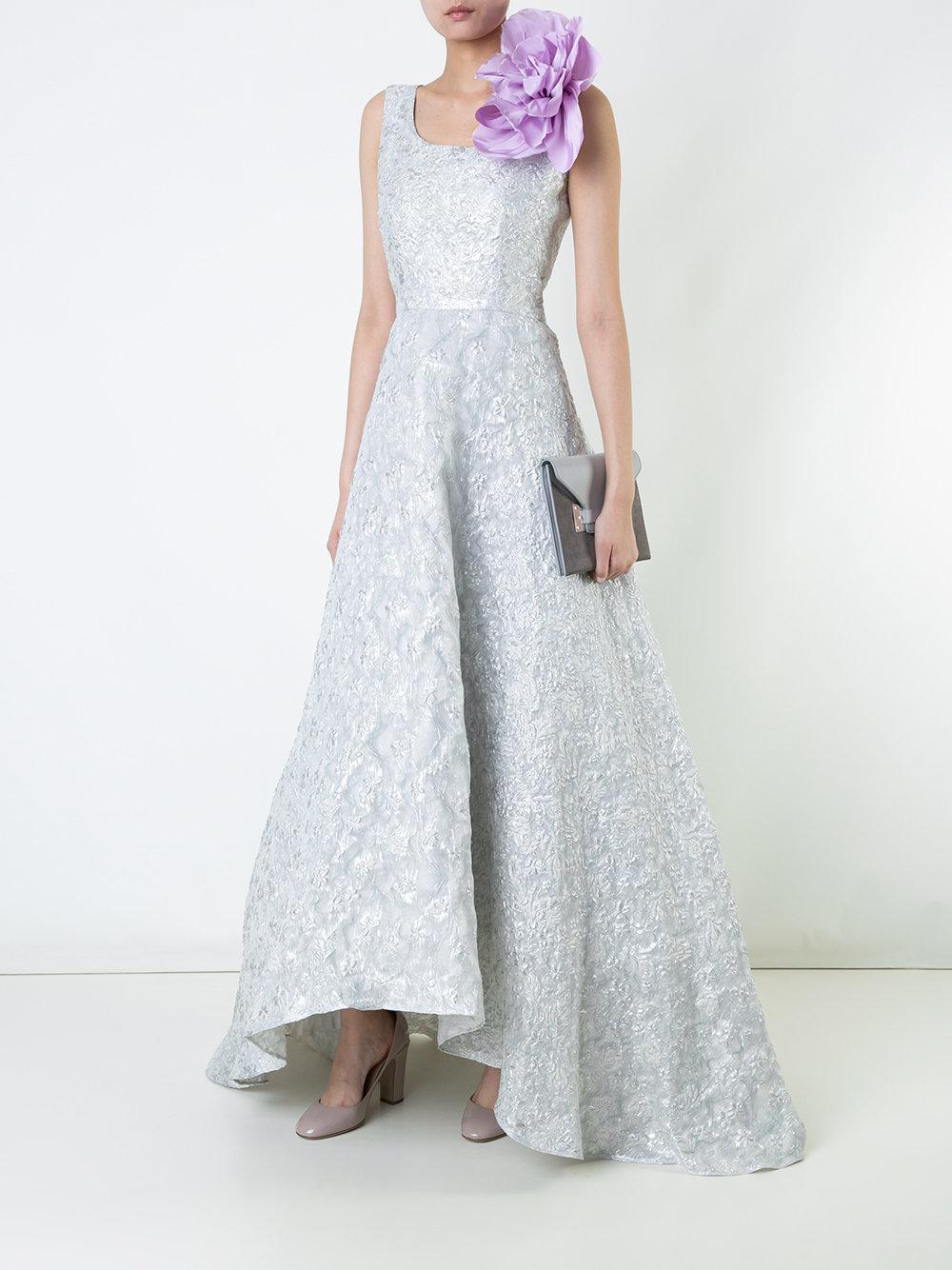 Argentina gown - Metallic Bambah CvqO9