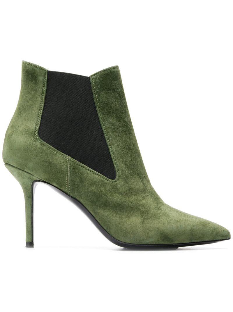 Boots Premiata Ankle Lyst Green In M4621 FaBUqC