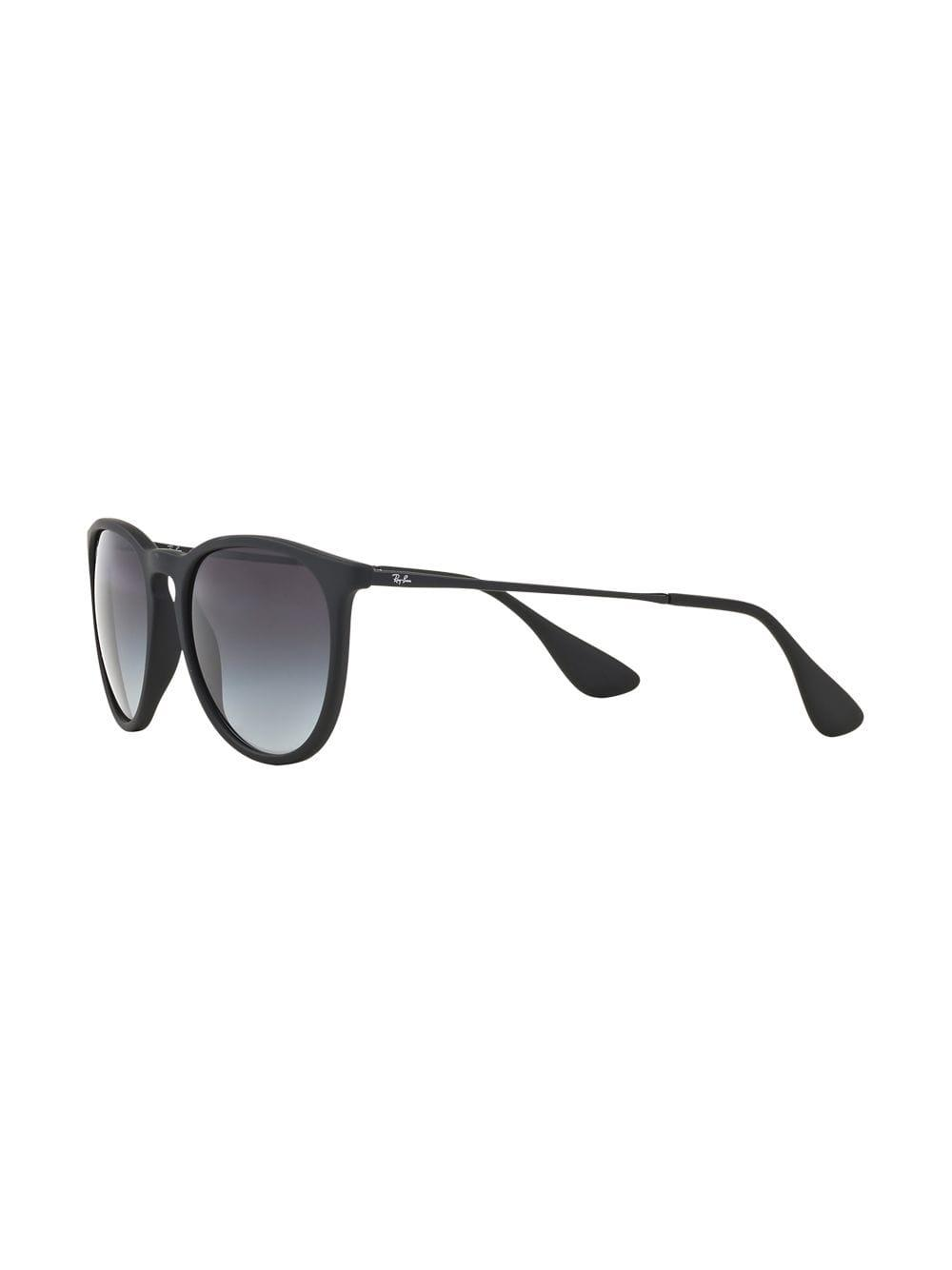 f19dff9e3a6788 Ray-Ban Erika Classic Sunglasses in Black - Lyst