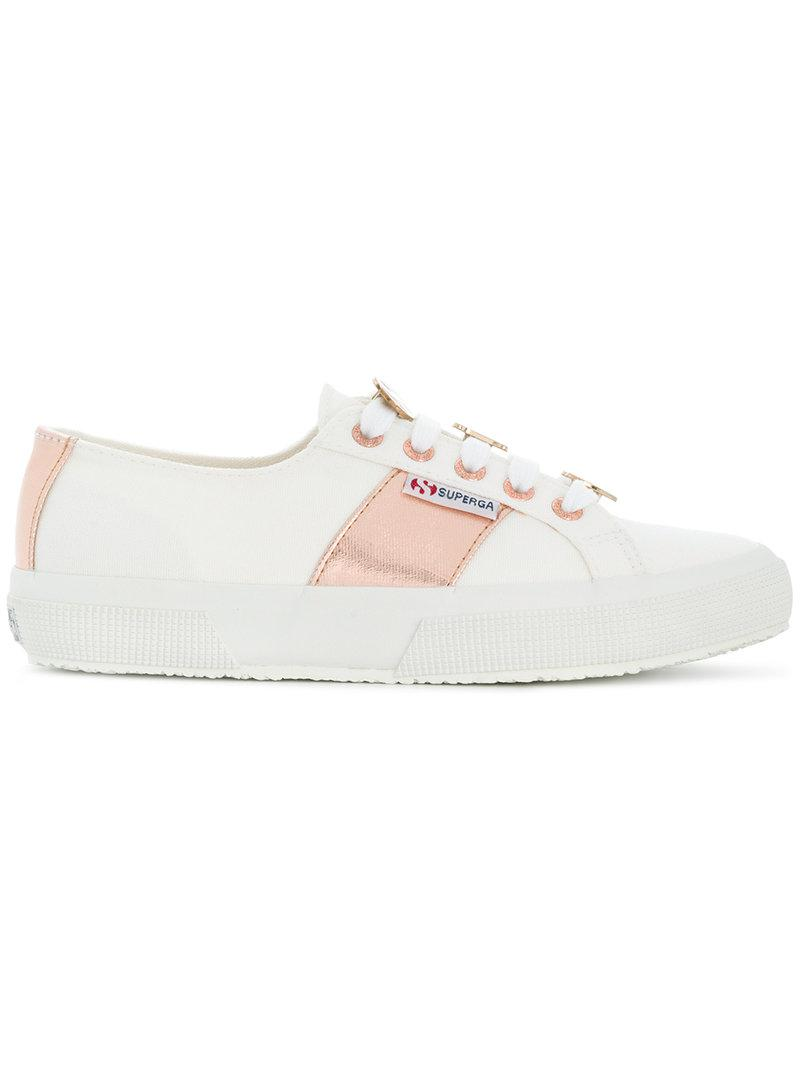 outlet best prices Superga panelled sneakers largest supplier sale online footlocker finishline cheap online free shipping many kinds of 6iaJsuQqmM