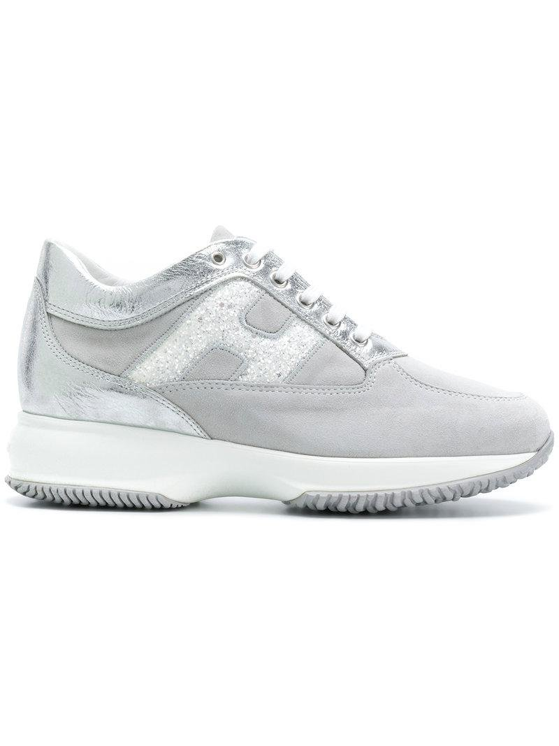prices cheap online shipping discount authentic Hogan glitter logo sneakers shop for for sale free shipping 2015 new find great sale online QfGf87g