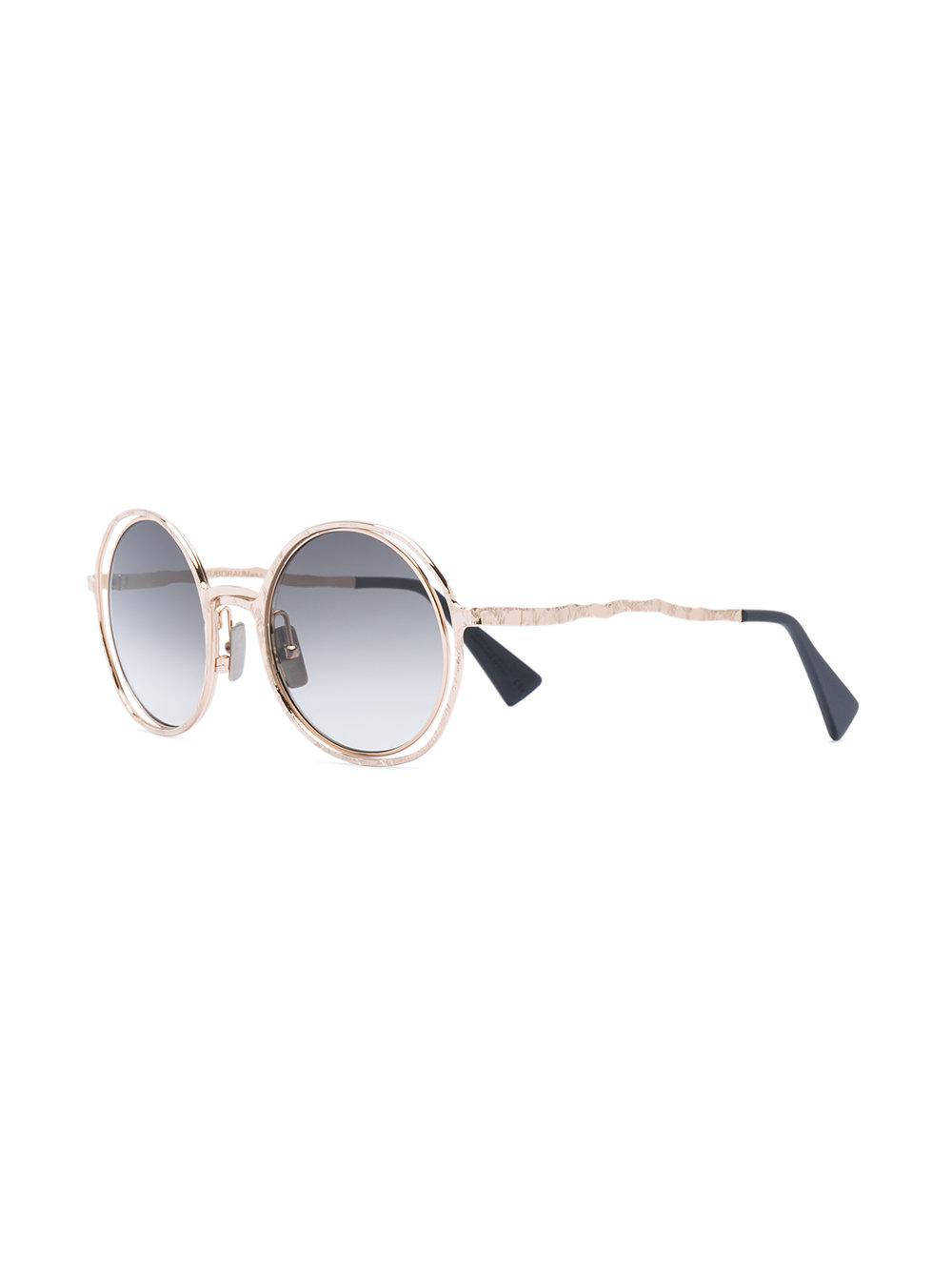Arm Metallic Lyst Sunglasses Kuboraum Crooked EqCwdEz