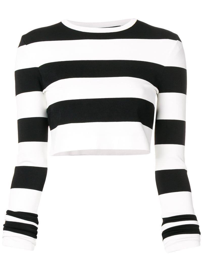 39c0399212e5 ... Marc Jacobs - Black Stripe Print Sweater - Lyst. Visit Farfetch. Tap to  visit site