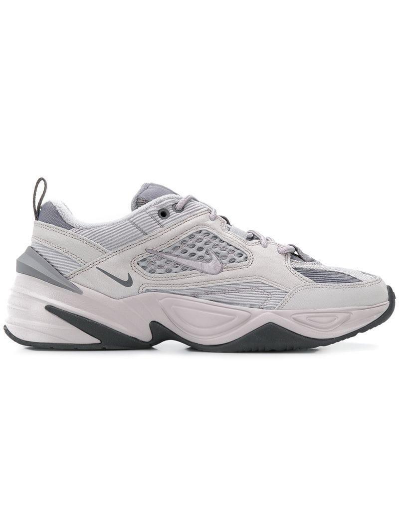 Lyst - Nike Atmosphere Sneakers in Gray for Men 1adf7aa65