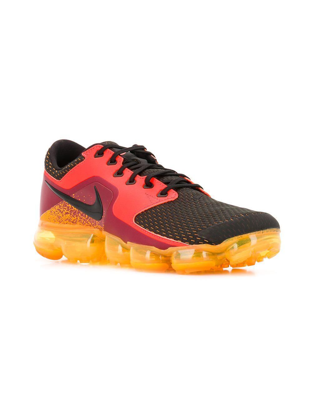 1053db6b86 Lyst - Nike Air Vapormax Sneakers in Orange for Men