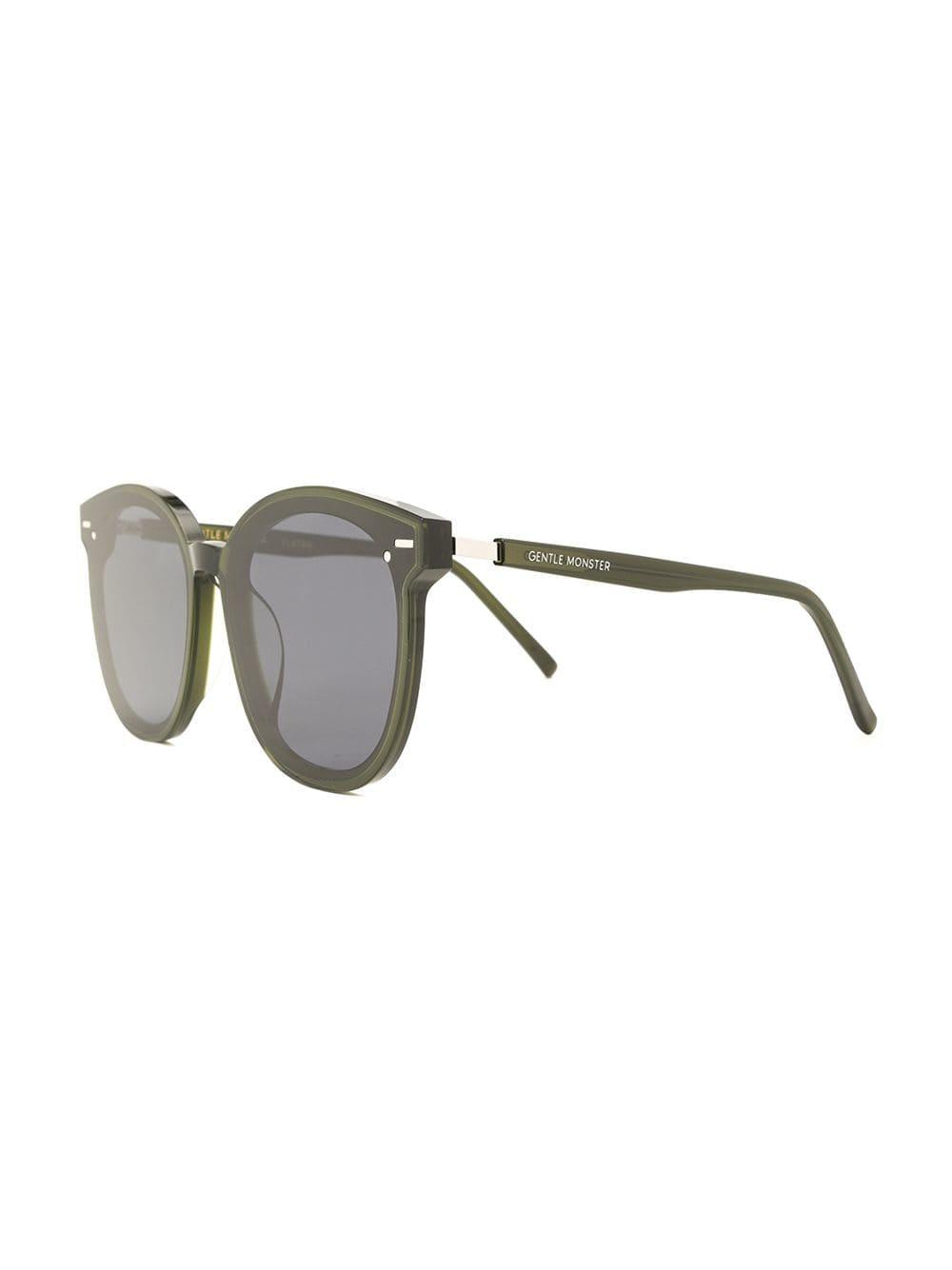 06430f04ab1 Lyst - Gentle Monster Six Bears Sunglasses in Green
