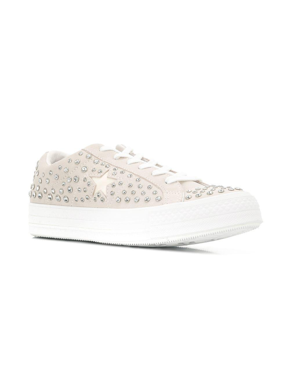 a2a7e00b03f2 Converse - White X Opening Ceremony One Star Sneakers - Lyst. View  fullscreen