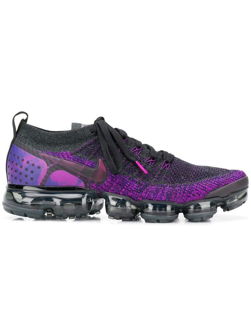b013459c821c Lyst - Nike Air Vapormax Flyknit 2 Sneakers in Purple for Men - Save 11%