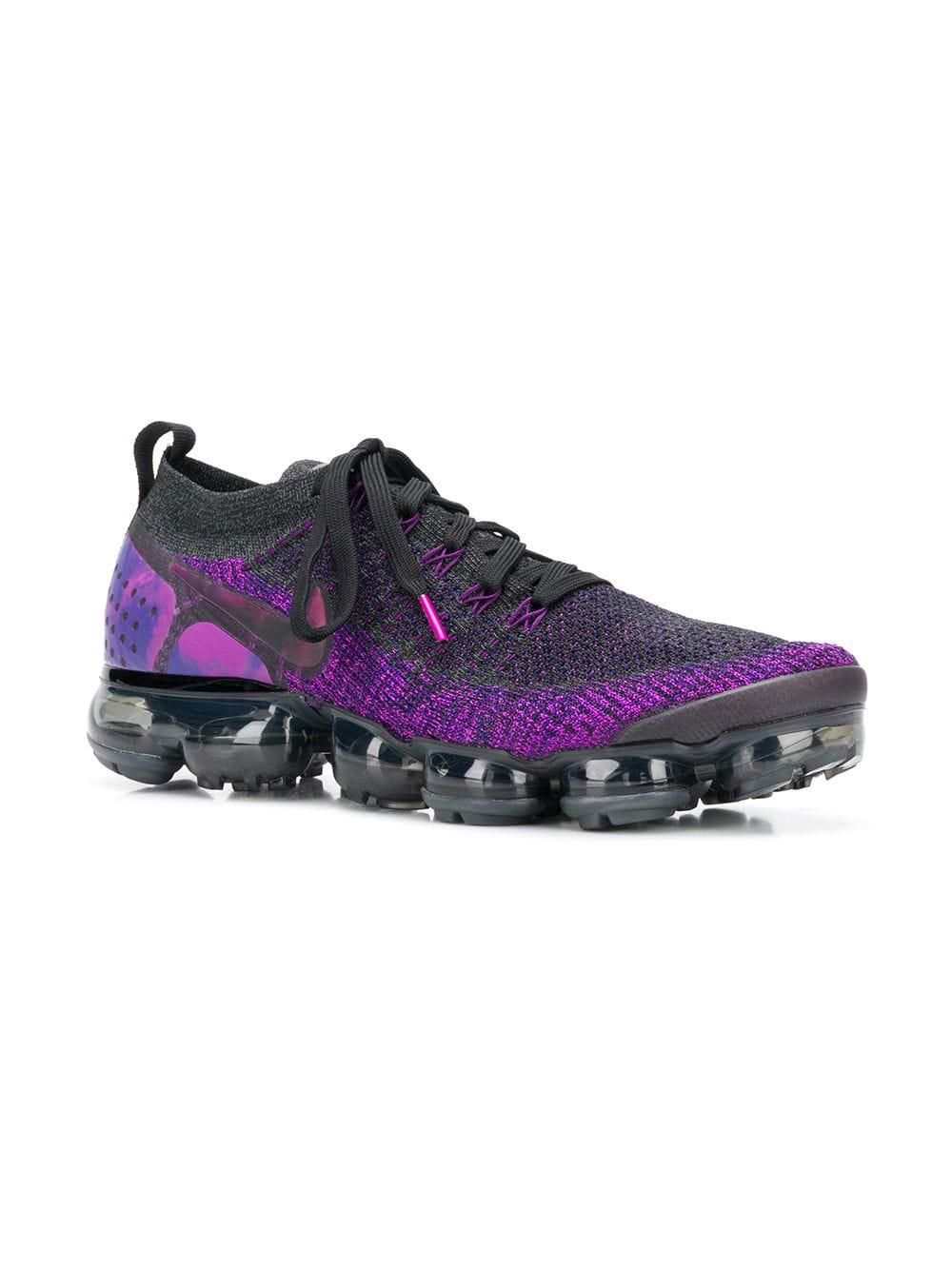 Lyst - Nike Air Vapormax Flyknit 2 Sneakers in Purple for Men - Save 10% f3756f300