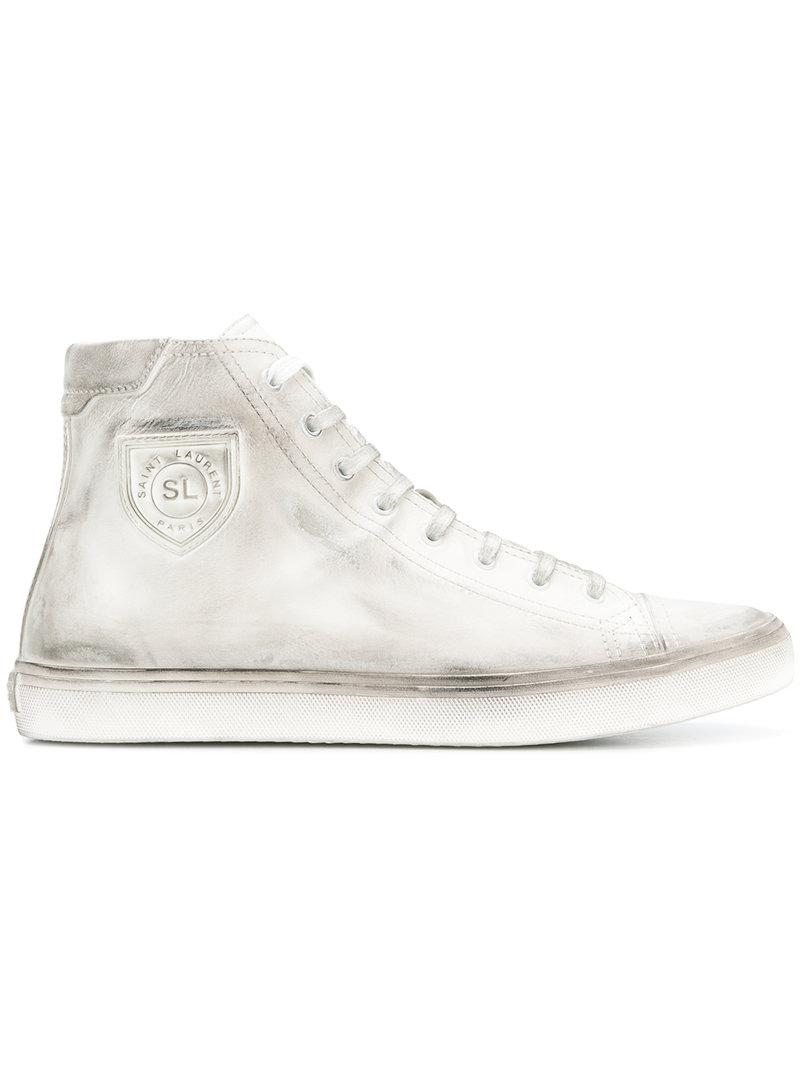 Bedford mid-top sneaker Saint Laurent TxEYxRbRZ