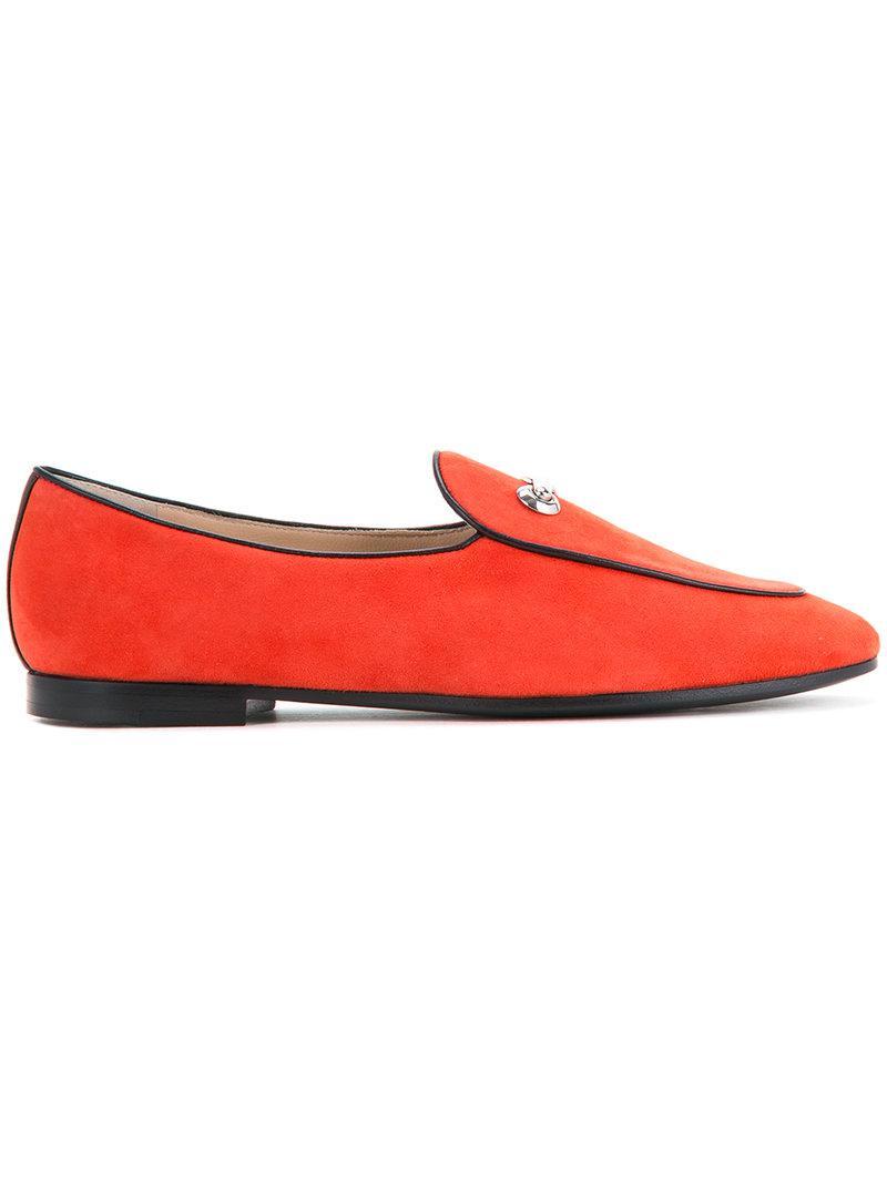 Clover loafers - Yellow & Orange Giuseppe Zanotti ojEurt0