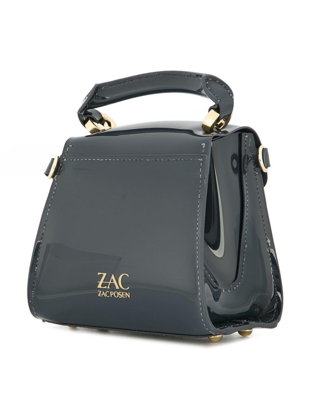 ce111b7c0f Zac Zac Posen Eartha Iconic Mini Bag in Gray - Lyst