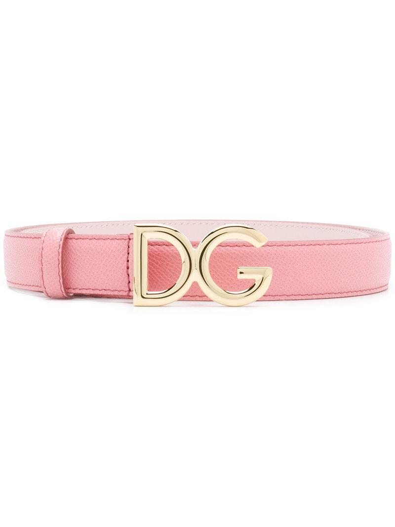 buckle belt - Pink & Purple Dolce & Gabbana jAtnaGYV