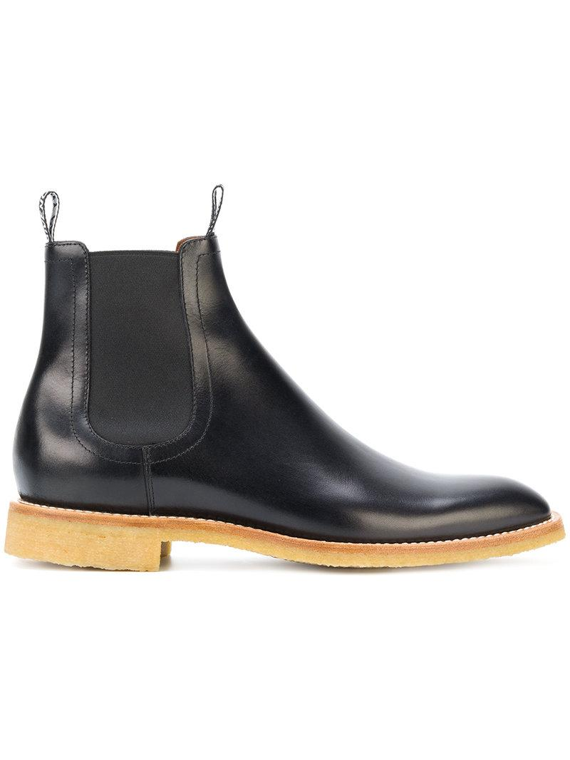 Nike Black GB3 Zip Boots vhPIZSH
