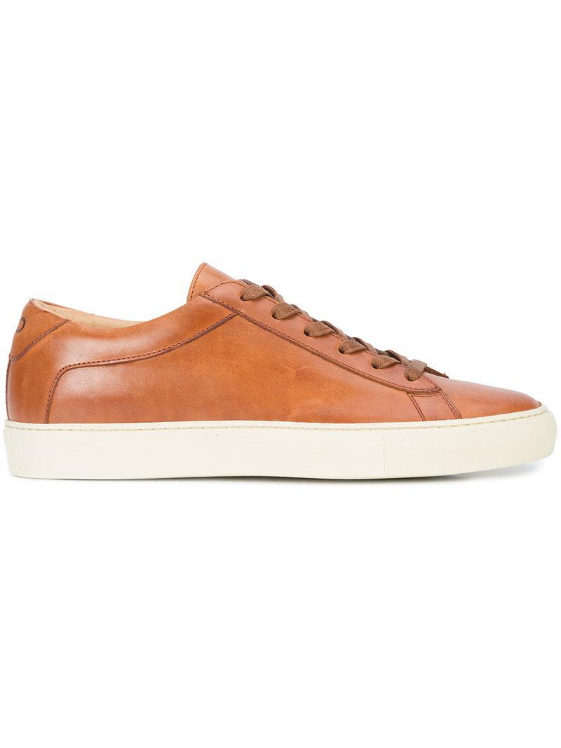 Capri Castagna sneakers - Brown KOIO Fn34R