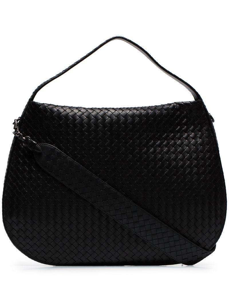 fab2be42d6 Lyst - Bottega Veneta City Tote Bag in Black - Save 1%
