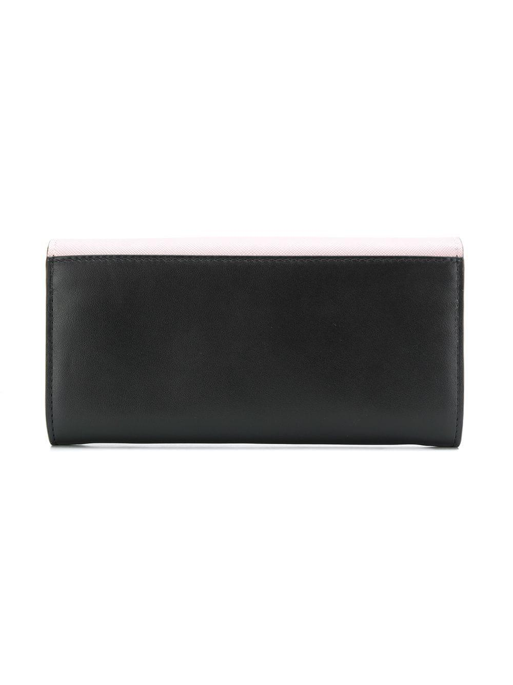 06ddcd4c058e Lyst - Marni Classic Wallet in Black