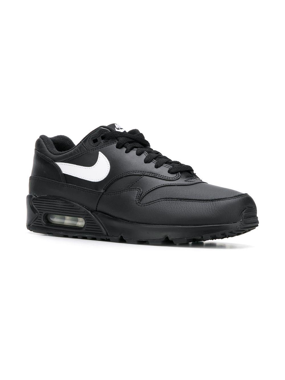 a1b3552c515 Lyst - Nike Air Max 90 1 Sneakers in Black for Men