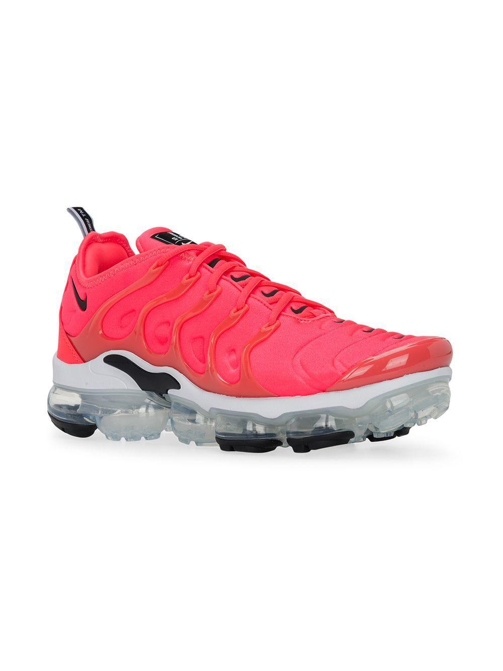 0f81e0ca55 Nike - Pink Air Vapormax Plus Sneakers for Men - Lyst. View fullscreen