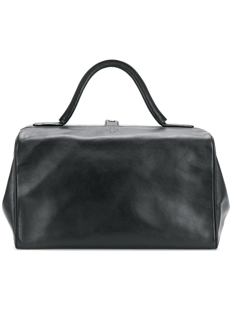 structured tote bag - Black A.F.Vandevorst 19bscqGiX